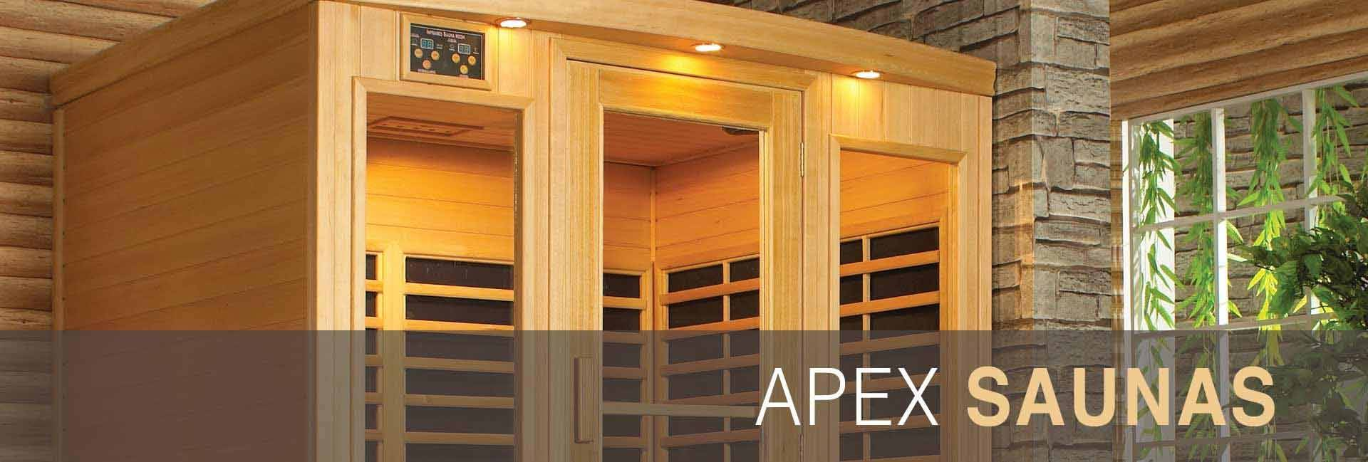 Sauna Rooms and Accessories