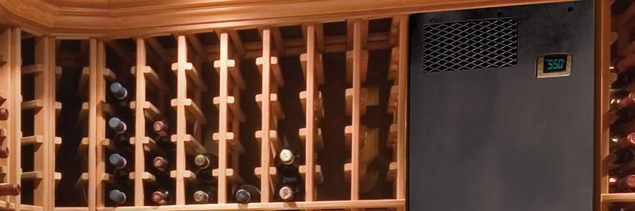 220V/50Hz - Air-Cooled Wine Cooling Systems