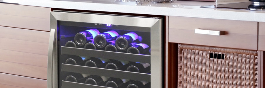 Wine Refrigerators and Coolers
