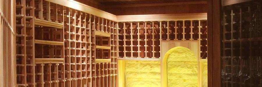 Wine Room Components