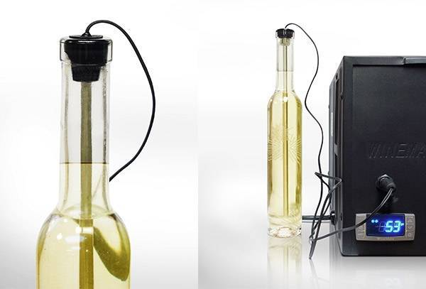 bottle wine probe