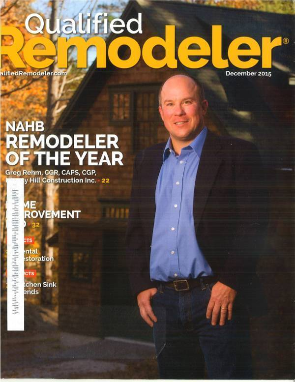 Qualified Remodeler featuring the VT-300SS-2Z