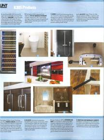VT-DS300SS-2Z Featured In Kitchen and Bath Business Magazine