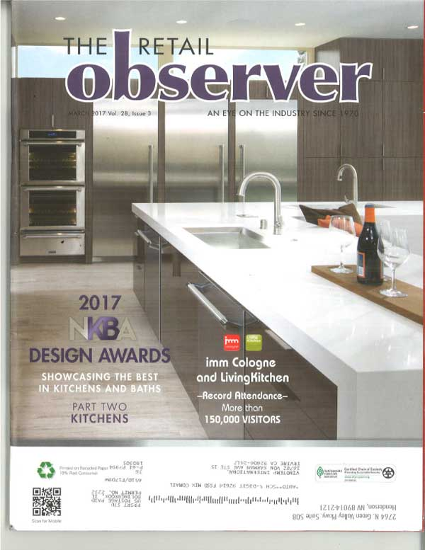 As shown in The Retail Observer Vol.28, Issue 3
