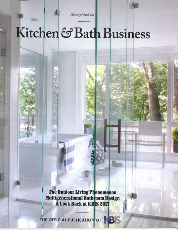 Kitchen & Bath Business: A Look Back at KBIS 2017