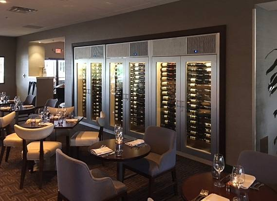 Custom Wine Cabinets: Hilton, Tucson Arizona Thumbnail 2