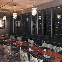 Custom Wine Cabinets<br>Gordon Ramsay Steak, Las Vegas Thumbnail 1