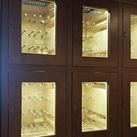 Wine Lockers with Peg Racking Thumbnail 1