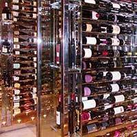 Custom Wine Cabinets: Hilton, Tucson Arizona Thumbnail 3
