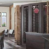 Custom Wine Cabinets<br>Wickenburg Ranch Golf & Social Club, AZ Thumbnail 1