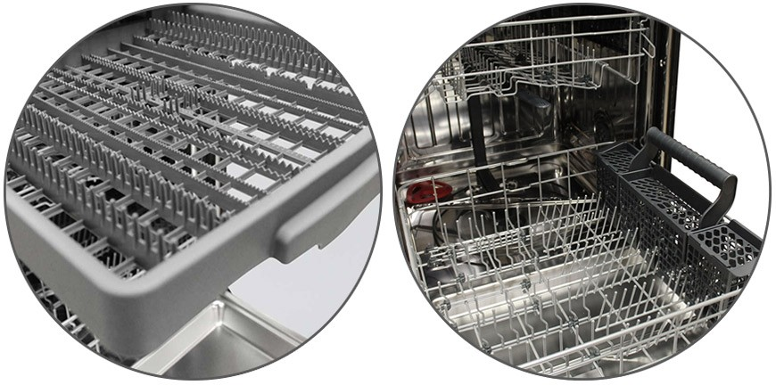 dishwasher racking