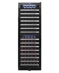 Butler Series 155-Bottle Dual-Zone Wine Cooler