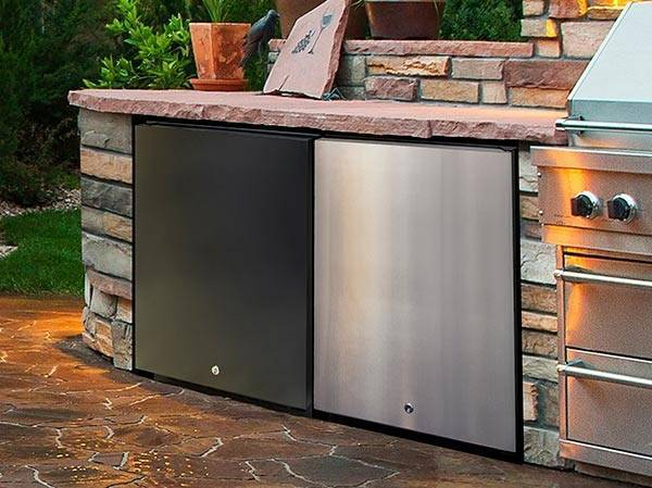 Outdoor Wine Fridge