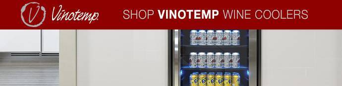 Shop Vinotemp Wine Coolers