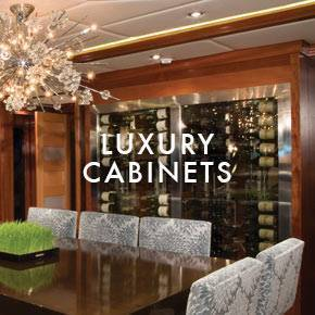 Luxury Wine Cabinets