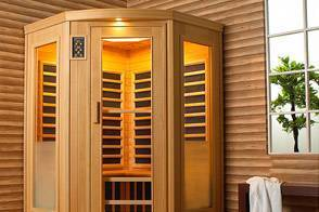 Modular Sauna Rooms