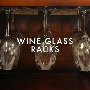 Wine Glass Racks