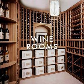 Custom Wine Rooms