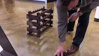 Vinotemp's Put Together a Wine Rack in 2 minutes Video